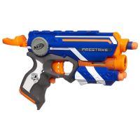 NERF - N-Strike Elite Firestrike - Hracie Pištoľ (nová)