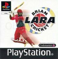 PSX PS1 Brian Lara Cricket (2137)
