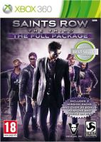 Xbox 360 Saints Row The Third Full Package (nová)