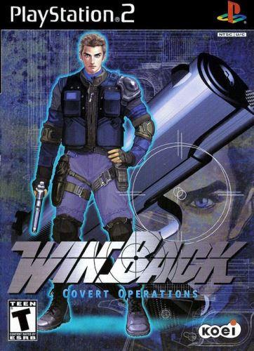 PS2 Winback