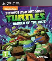 PS3 Teenage Mutant Ninja Turtles Danger Of The Ooze (nová)