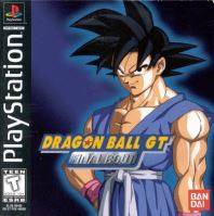 PSX PS1 Dragon Ball GT: Final Bout