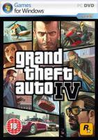 PC GTA 4 Grand Theft Auto IV (nová)