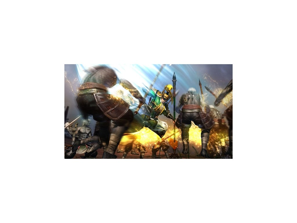 PS3 Warriors Orochi 3
