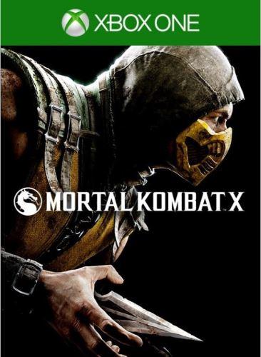 Xbox One Mortal Kombat X