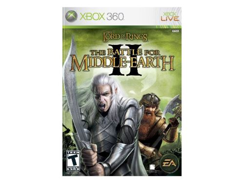 Xbox 360 The Lord Of The Rings: The Battle For Middle-Earth 2