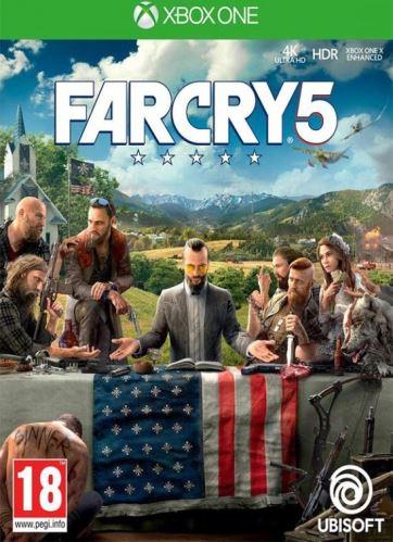 Xbox One Far Cry 5 (CZ) (nová)