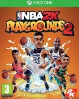 Xbox One NBA 2K Playgrounds 2 (nová)