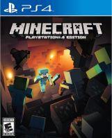 PS4 Minecraft (nová)