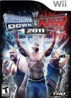 Nintendo Wii SmackDown vs Raw 2011