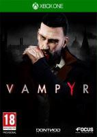 Xbox One Vampyr (nová)
