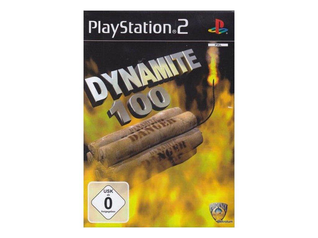 PS2 Dynamite 100