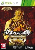 Xbox 360 Supremacy MMA (nová)