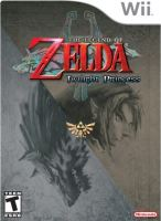 Nintendo Wii The Legend Of Zelda - Twilight Princess (nová)