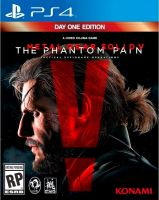 PS4 Metal Gear Solid 5 The Phantom Pain (nová)