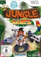 Nintendo Wii Jungle Kartz