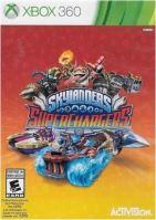 Xbox 360 Skylanders: SuperChargers (iba hra)