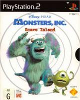 PS2 Príšerky sro Strašidelný Ostrov (Disney Monsters inc .: Scare Island)