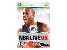 Xbox 360 NBA Live 06 2006