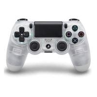 [PS4] Dualshock Sony Ovládač - priehľadný