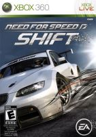 Xbox 360 NFS Need For Speed Shift
