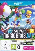 Nintendo Wii U New Super Mario Bros. U + New Super Luigi U