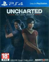 PS4 Uncharted: The Lost Legacy (CZ)