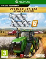 Xbox One Farming Simulator 19 Premium Edition (nová)
