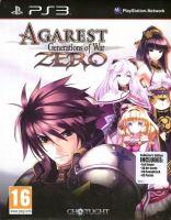 PS3 Agarest - Generations Of War Zero