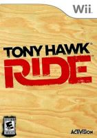 Nintendo Wii Tony Hawk: Ride (iba hra)