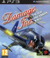 PS3 Damage Inc. Pacific Squadron WWII (nová)