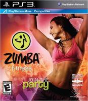 PS3 Zumba Fitness Join The Party (nová)
