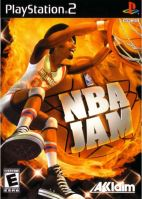 PS2 NBA Jam