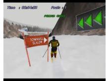PS2 Downhill Slalom