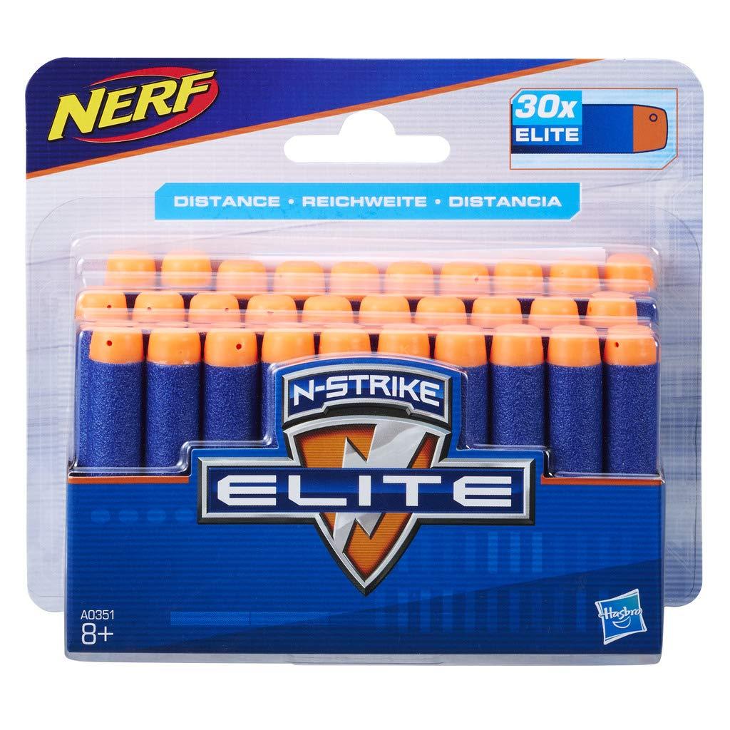 NERF - N-Strike Elite 2017 30ks - Náhradné Šípky (nové)