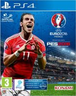PS4 PES 16 Pro Evolution Soccer 2016 - UEFA Euro 2016 Edition