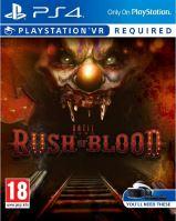 PS4 Until Dawn Rush of Blood VR (nová)