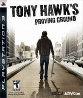 PS3 Tony Hawks Proving Ground