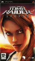 PSP Lara Croft Tomb Raider Legend