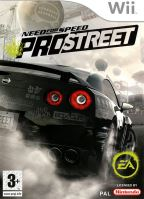 Nintendo Wii NFS Need For Speed ProStreet