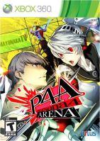 Xbox 360 Persona 4 Arena