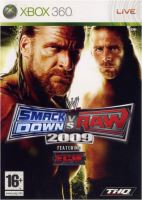 Xbox 360 SmackDown vs Raw 2009