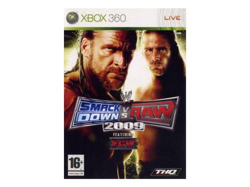 Xbox 360 SmackDown vs Raw 2009