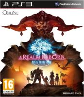 PS3 Final Fantasy XIV Online - Realm Reborn
