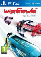 PS4 WipEout Omega Collection (nová)