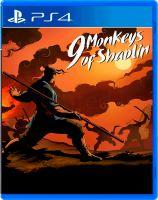 PS4 9 Monkeys of Shaolin (nová)