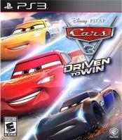 PS3 Autá 3, Cars 3: Driven to Win (nová)