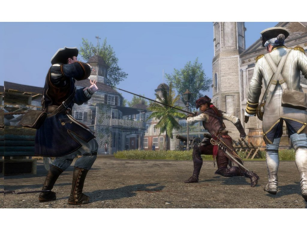 PS3 Assassins Creed The Birth Of New World