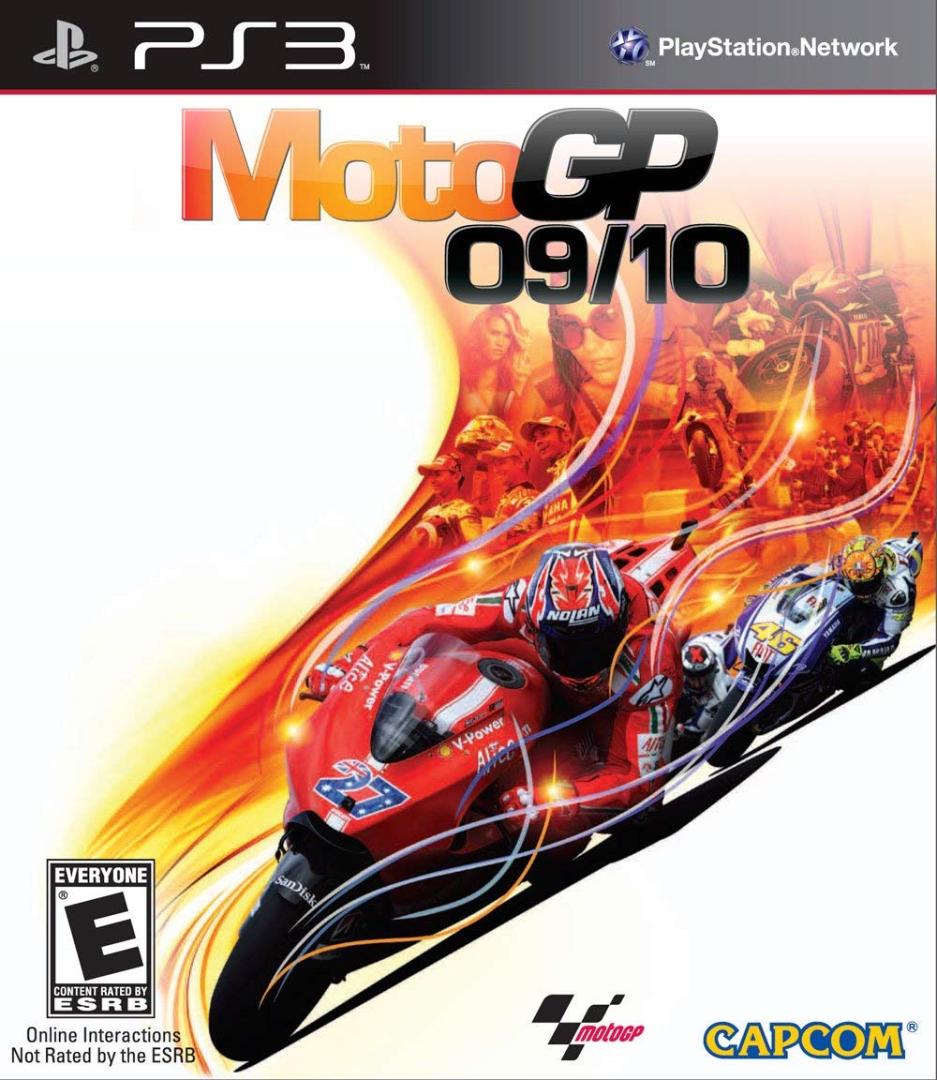 PS3 Moto GP 09/10