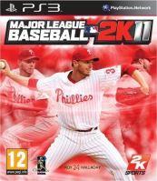 PS3 MLB Major League Baseball 2K11